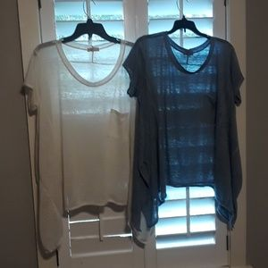 Boutique tops, made in Italy, by M